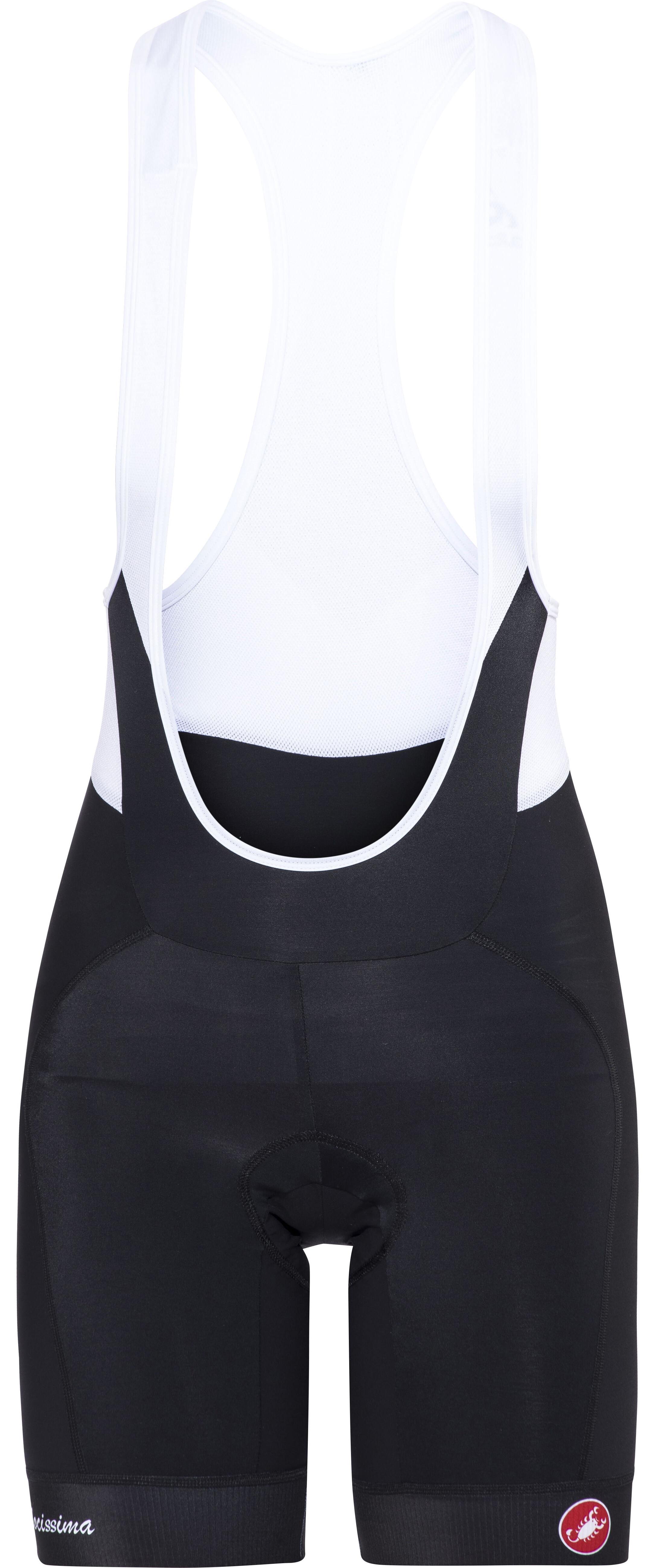 f6c774b0d169f Castelli Velocissima - Cuissard à bretelles Femme - noir - Boutique ...